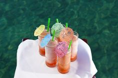 Gar Woods' Signature Frozen Cocktail - The Wet Woody