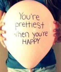 #pretty #happy #beutiful #girls