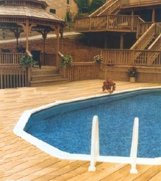 1000 Images About For The Home Backyard Pool And Deck