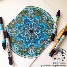 watercolor mandala - Google keresés