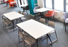 University of Southampton: Mayflower Learnng Centre. Tipton and Softshell chairs. University Of Southampton, Softshell, Centre, Conference Room, Chairs, Table, Furniture, Home Decor, Decoration Home