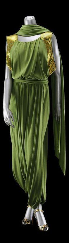 Evening Ensemble Jeanne Lanvin, 1935 The Museum of Fine Arts,... (OMG that…