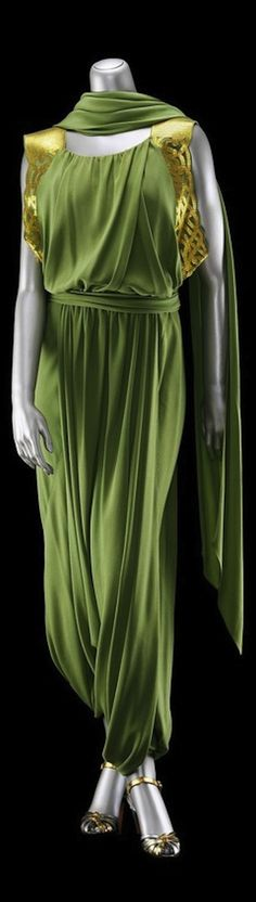 Evening Ensemble Jeanne Lanvin, 1935 The Museum of Fine Arts,... (OMG that…