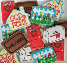 New Home cookies