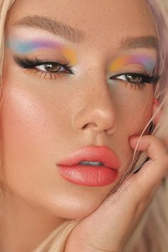 Makeup Eye Looks, Eye Makeup Art, Cute Makeup, Glam Makeup, Pretty Makeup, Eyeshadow Makeup, Makeup Trends, Makeup Inspo, Makeup Inspiration