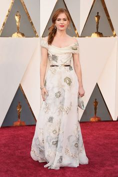 Oscars 2016 Red Carpet Fashion: See All the Best-Dressed Celebs: Glamour.com
