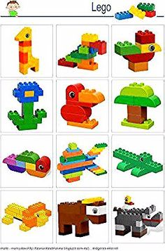 LEGO - basic constructions - Elizabeth W. Lego Basic, Lego Club, Lego Design, Minecraft Lego, Lego Therapy, Construction Lego, Lego Challenge, Lego Craft, Lego For Kids