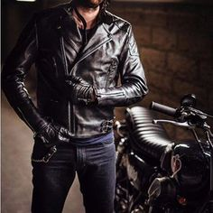 Sometimes it's more about the journey than the destination. Invictus by Leather Monkeys. Our brand new leather jacket is available now from our online store with worldwide shipping. View here: www.LMUK.co/invictus View our store here: www.LMUK.co (follow the link in our bio or just Google Leather Monkeys to find our website) Image by @charles_seguy for @4h10