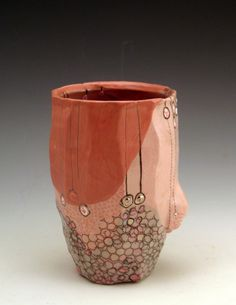 Beautiful ceramic cup by Grace Sheese