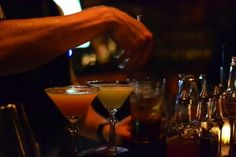 Drinks to try at Tradition