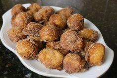 Buena cocina mediterranea: Buñuelos de viento