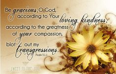 Psalm 51:1