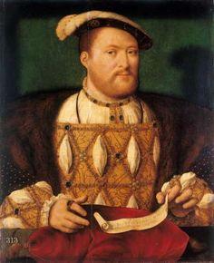 June 24,  1509: HENRY VIII IS CROWNED KING OF ENGLAND  -   Henry VIII is crowned king of England; and his wife, Catherine of Aragon, is crowned queen consort.