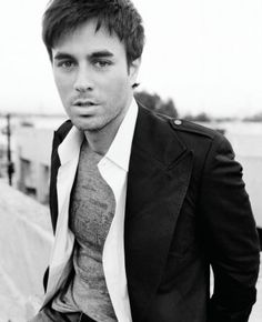Enrique, I think we are meant to be together