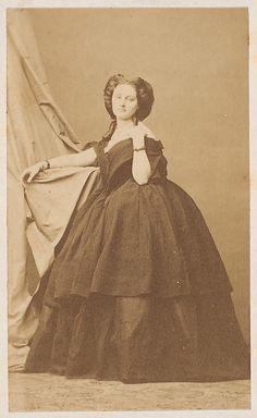 Le beau bras by Pierre-Louis Pierson  (French, 1822–1913)