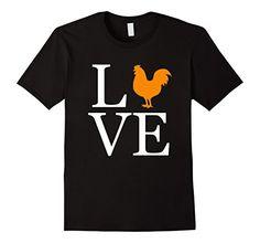 """Men's Classic """"chicken love"""" chickens accessories coop t-... https://www.amazon.com/dp/B071H9XKST/ref=cm_sw_r_pi_dp_x_VmskzbPWGMNPJ"""