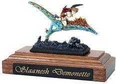 U.S.A. 2006 Los Angeles - Warhammer Single Miniature - Demon Winner, the unofficial Golden Demon website