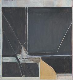 Richard Diebenkorn, Ocean Park No. 26. on ArtStack #richard-diebenkorn #art