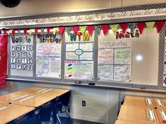 {back focus wall - boggle, reading strategies, words their way, math}