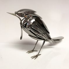 Metal Birds by Matt Wilson Airtight Artwork