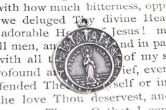 Stella Maris  - Blessed Virgin Mary Medal - Bronze or Sterling Silver - Star of the Sea Medal - Religious Medal - Catholic Medal (M-1280) by CaritasDeiSupplies on Etsy https://www.etsy.com/listing/239173596/stella-maris-blessed-virgin-mary-medal
