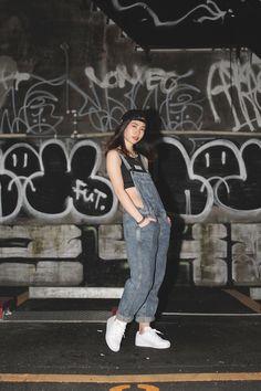 [Street Style] LISACHRIS | DJ, 学生 | Shibuya (Tokyo)