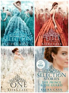 The Selection Series:  Amazing is all I can say!