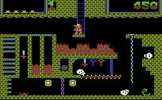 Montezuma's Revenge (Commodore 64) | 8 Forgotten Video Games Of My '80s Childhood