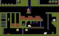 Montezuma's Revenge (Commodore 64)   8 Forgotten Video Games Of My '80s Childhood