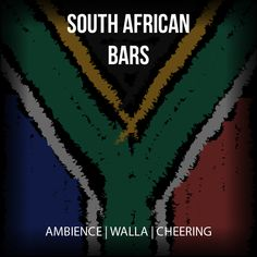 This library is the perfect way to start your bar scene, from noisy and busy to quiet and subdued. This has some South African flavour in the voices but can be used in any bar scene.