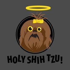Holy Shih Tzu!