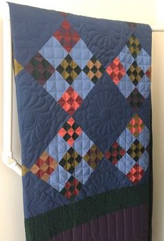 A visit to Lancaster County, Pennsylvania. A little bit about the history of Amish quilts as well as a list of quilt shops near Lancaster.