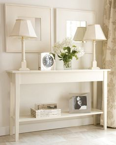 Dormy House Tuvan Console Table - Large