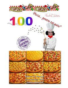 100 de tipuri de pizza Pizza, Snoopy, Ale, Cooking, Character, Books, Kitchen, Libros, Book
