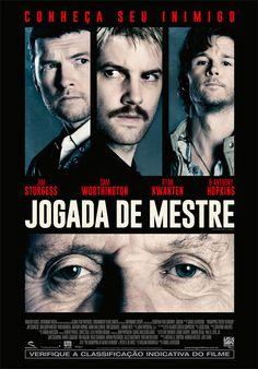 """""""Jogada de Mestre"""" (Kidnapping Mr. Heineken - 2015)"""
