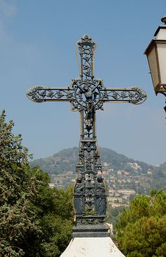 Beautiful Cross, beautiful view!
