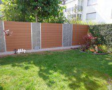 Popular Gartenzaun oder Gartentor f r Ihren Garten Sichtschutzzaun oder L rmschutz Zaun und Tor fachgerecht montiert