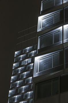 Комплекс CityLights © Vincent Fillon / Dominique Perrault Architecture /Adagp