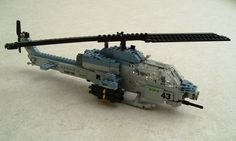 /by Mad physicist #flickr #LEGO #helicopter