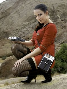 And You Thought Star Trek Was Just For Nerds! 32 Of The Hottest Trekkie Cosplay Girls Star Trek Rpg, Star Trek Ships, Star Trek Uniforms, Star Trek Cosplay, Star Trek Images, Star Trek Characters, Star Trek Starships, Star Trek Original, Star Trek Universe