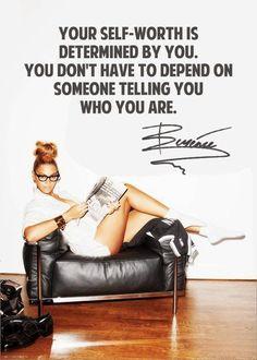 Wisdom by Beyonce.
