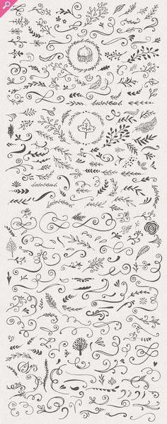 art, sketch, and doodle Bild