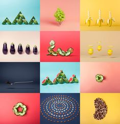 Marion Luttenberger - Fruit Images for Goodforks