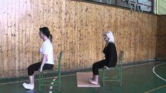 4. Gyakorlatok csípőprotézis műtét után - ülve / hip replacement exercises/