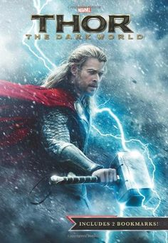 Thor: The Dark World Junior Novel (Junior Novelization) @ niftywarehouse.com #NiftyWarehouse #Thor #Marvel #Avengers #TheAvengers #Comics #ComicBooks