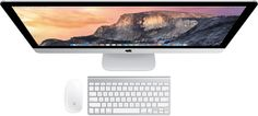 New Apple iMac 21.5-inch    1.4GHz dual-core Intel Core i5 Turbo Boost up to 2.7GHz 8GB memory 500GB hard drive1 Intel HD Graphics 5000