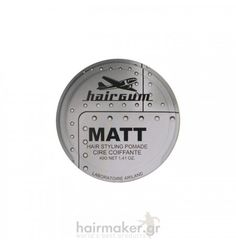 Hairgum Matt Pomade Small 40 gr | www.hairmaker.gr