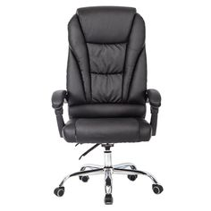 Little Boy Luxury High Back Ergonomic Big and Tall Executive Swivel Leather Recliner Boss Office Chair with Lumbar Support Black Best Ergonomic Chair, Leather Recliner, Chair Backs, Little Boys, Desk Chairs, Luxury, Office Furniture, Boss, Black