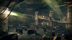 Doom 4 Concept Art, by Thao Le
