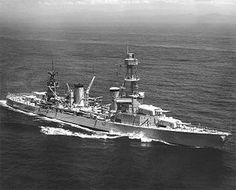 Ship- USS Pensacola (CA-24), Heavy Cruiser